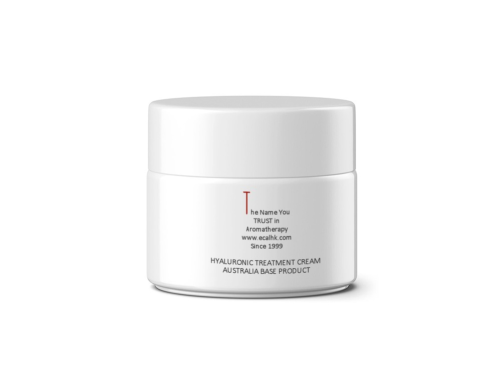 Hyaluronic treatment cream 透明質酸注水修護霜