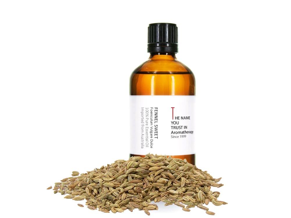 Fennel Sweet Essential Oil 甜茴香精油