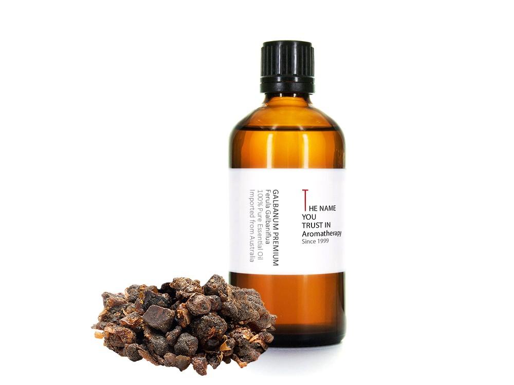 Galbanum Premium Essential Oil 特級白松香精油