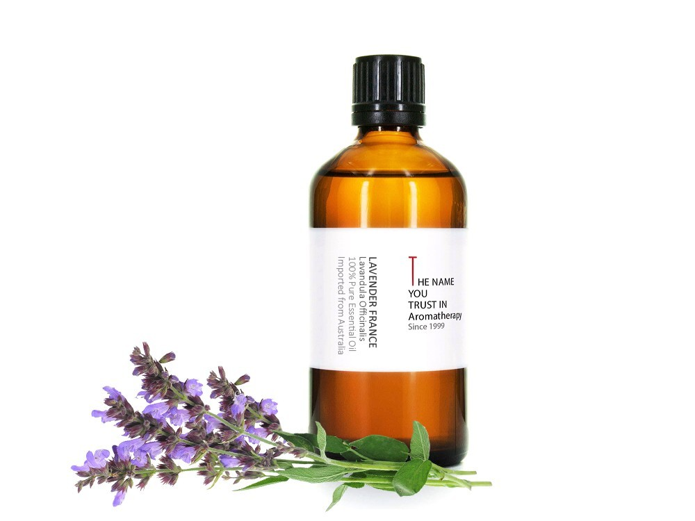 Lavender France Essential Oil 法國薰衣草純精油