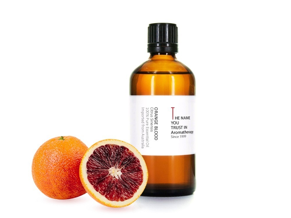Orange Blood Essential Oil 血橙純精油