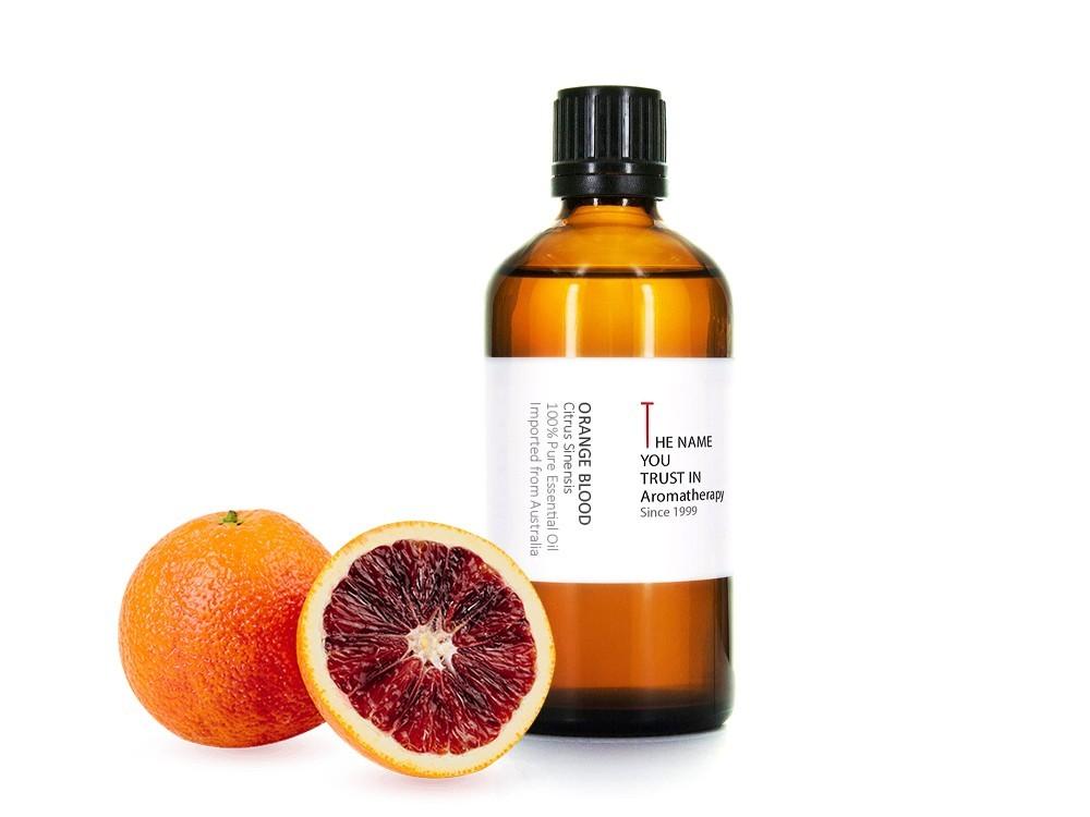 Orange Blood Essential Oil 血橙純精油