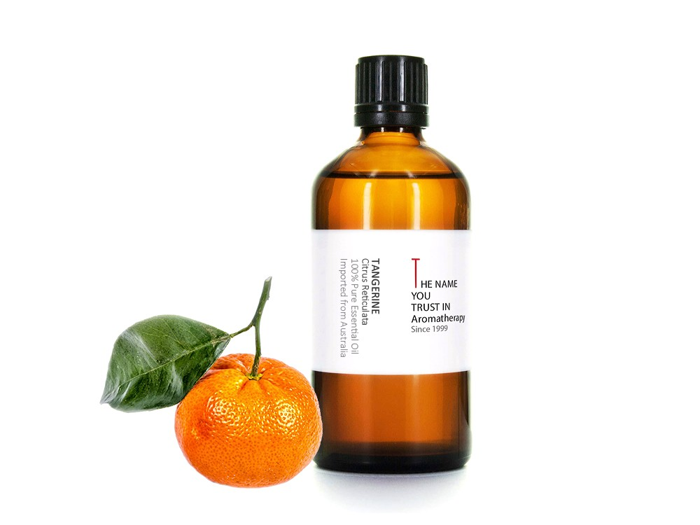 Tangerine Essential Oil 紅桔精油