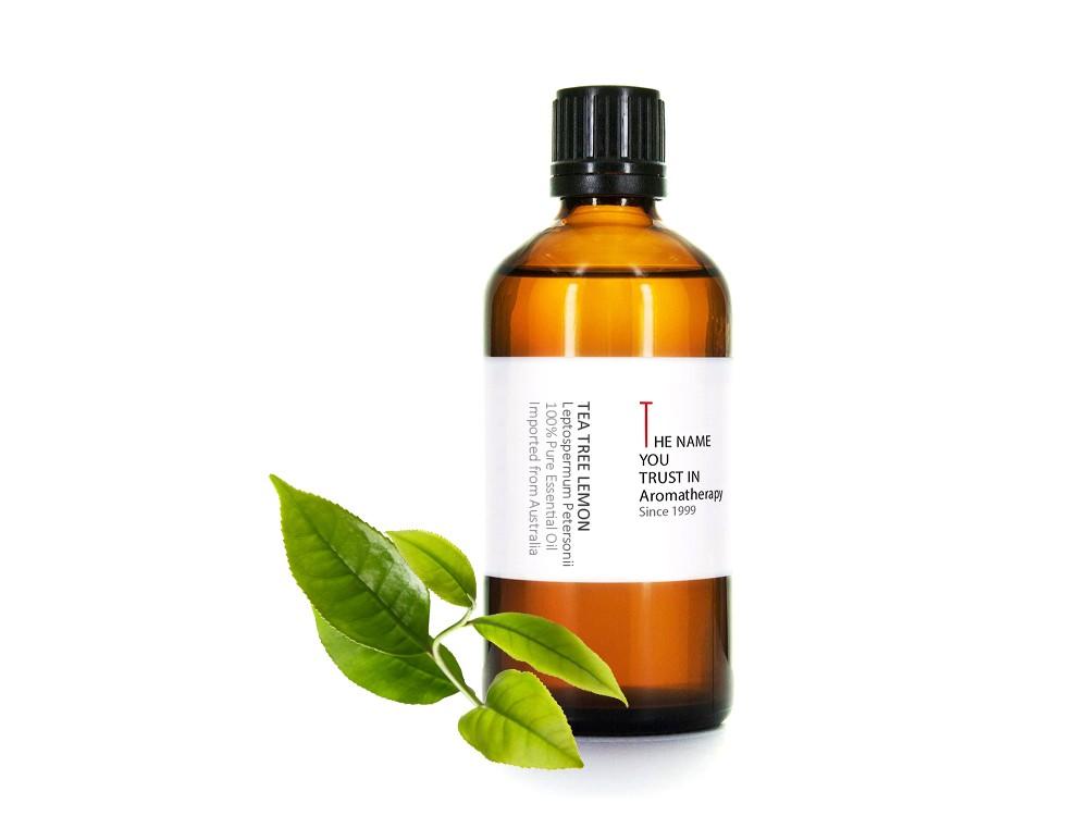 Tea Tree Lemon Essential Oil 檸檬茶樹純精油