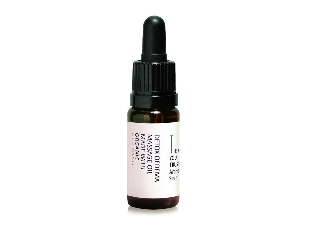 Detox Oedema Massage Oil 淋巴水腫排毒複方按摩油