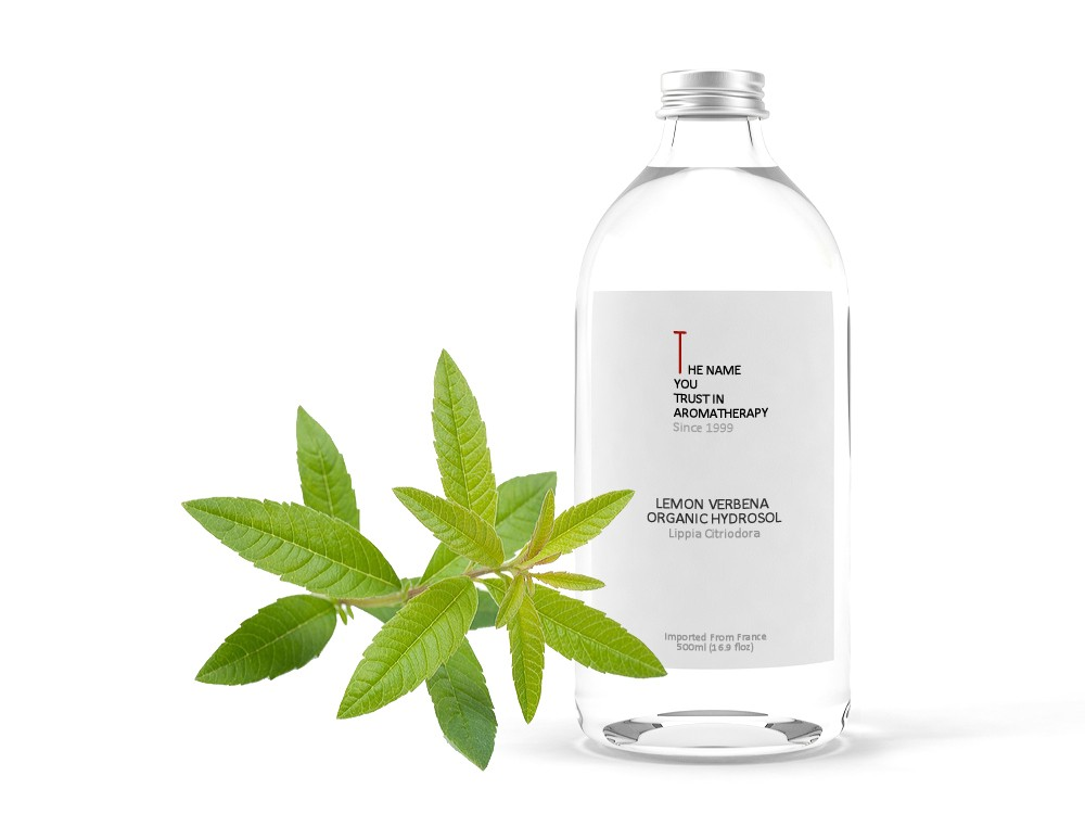 Lemon Verbena Organic Hydrosol 檸檬馬鞭草有機純露
